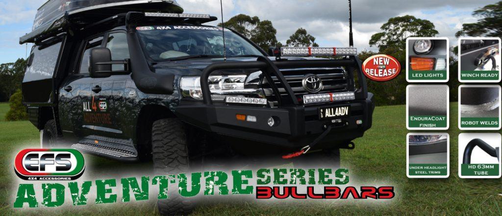 4X4 Bullbars
