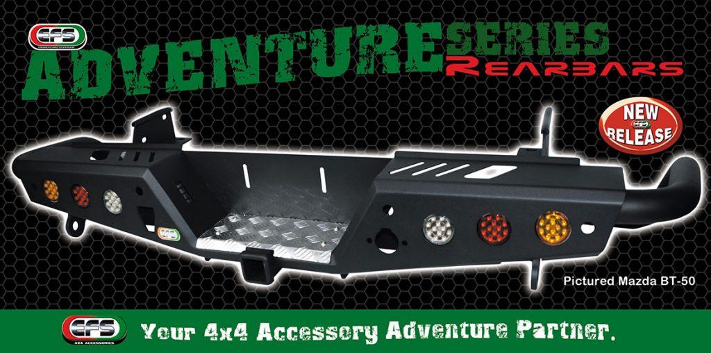 4x4 rear bar