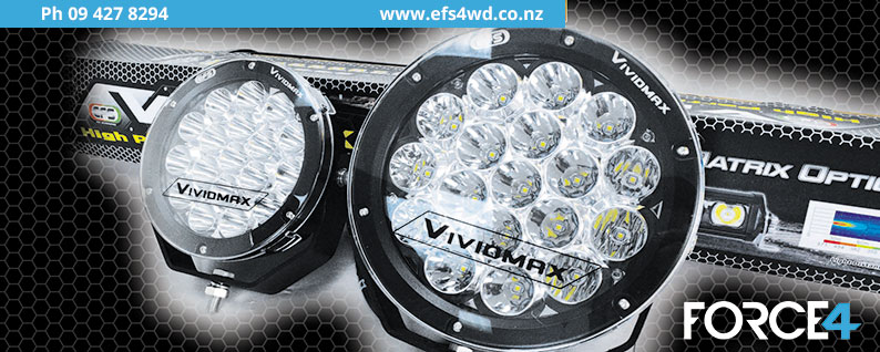 4WD Driving spot lights